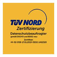 Datenschutz TÜV-Nord